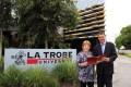 Đại học La Trobe cấp học bổng lên đến 50%