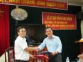 Lễ ký hợp đồng giao khoán TVDA